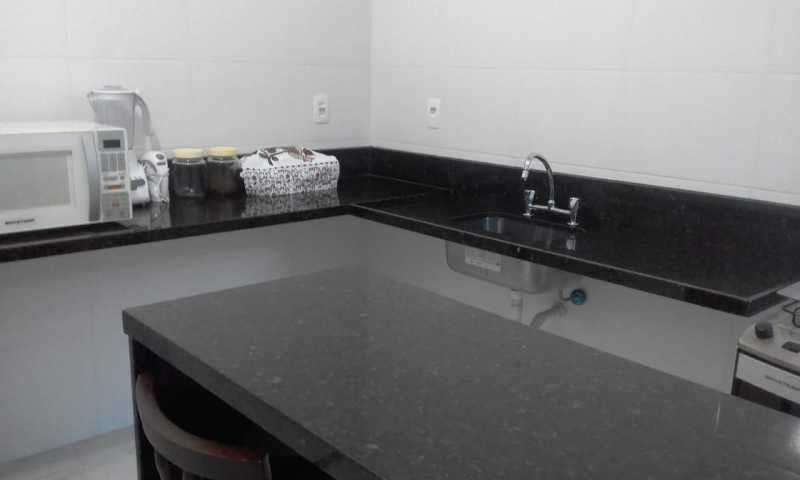 24. - Casa em Condomínio 3 quartos à venda Taquara, Rio de Janeiro - R$ 400.000 - PECN30027 - 24
