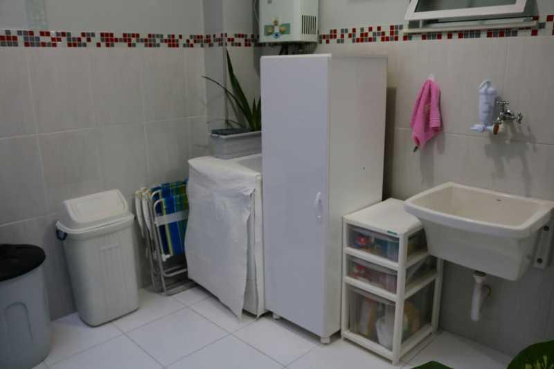 29. - Casa em Condomínio 3 quartos à venda Taquara, Rio de Janeiro - R$ 400.000 - PECN30027 - 29