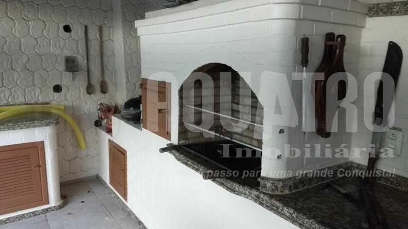 7. - Casa em Condomínio 6 quartos à venda Anil, Rio de Janeiro - R$ 1.100.000 - PECN60001 - 8
