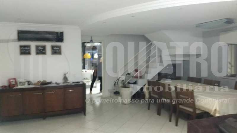 10. - Casa em Condomínio 6 quartos à venda Anil, Rio de Janeiro - R$ 1.100.000 - PECN60001 - 11