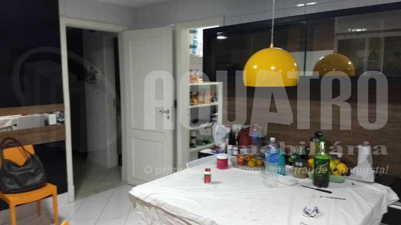 12. - Casa em Condomínio 6 quartos à venda Anil, Rio de Janeiro - R$ 1.100.000 - PECN60001 - 13