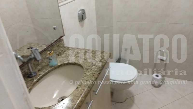 21. - Casa em Condomínio 6 quartos à venda Anil, Rio de Janeiro - R$ 1.100.000 - PECN60001 - 22