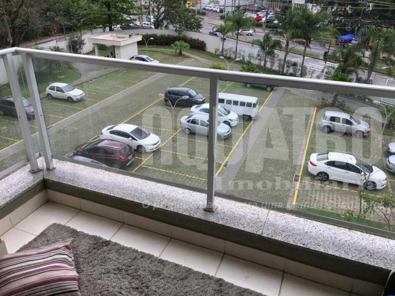 FL 13. - Apartamento 3 quartos à venda Camorim, Rio de Janeiro - R$ 350.000 - PEAP30044 - 4