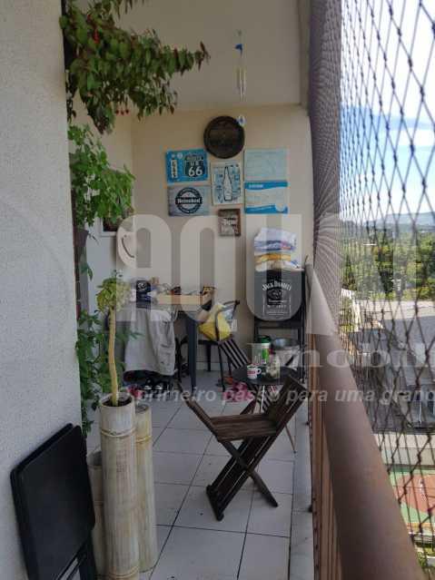 GF 22. - Apartamento 4 quartos à venda Curicica, Rio de Janeiro - R$ 430.000 - PEAP40003 - 1