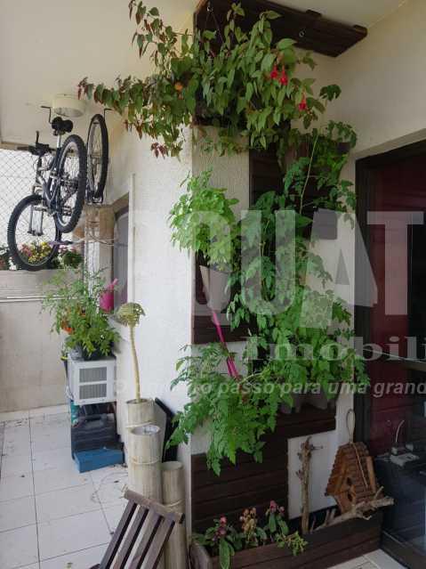 GF 23. - Apartamento 4 quartos à venda Curicica, Rio de Janeiro - R$ 430.000 - PEAP40003 - 3
