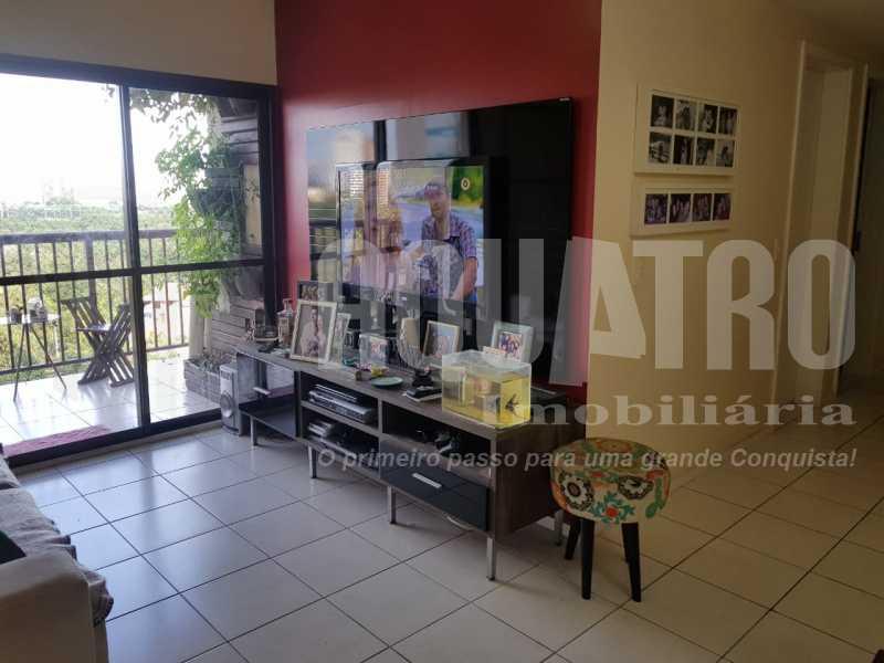 GF 25. - Apartamento 4 quartos à venda Curicica, Rio de Janeiro - R$ 430.000 - PEAP40003 - 5