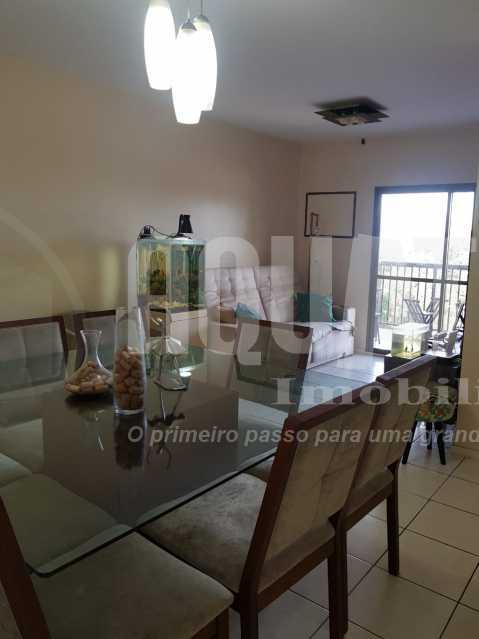 GF 27. - Apartamento 4 quartos à venda Curicica, Rio de Janeiro - R$ 430.000 - PEAP40003 - 7