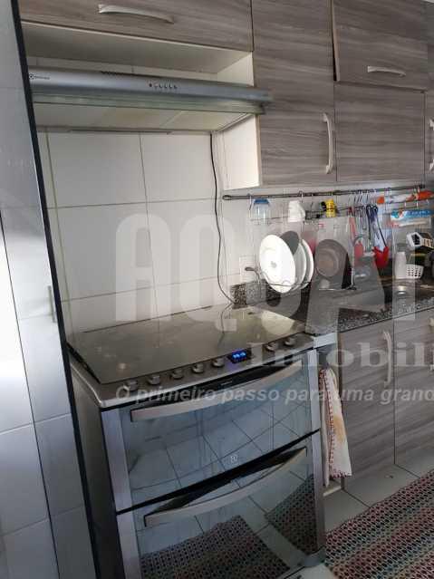 GF 15. - Apartamento 4 quartos à venda Curicica, Rio de Janeiro - R$ 430.000 - PEAP40003 - 16