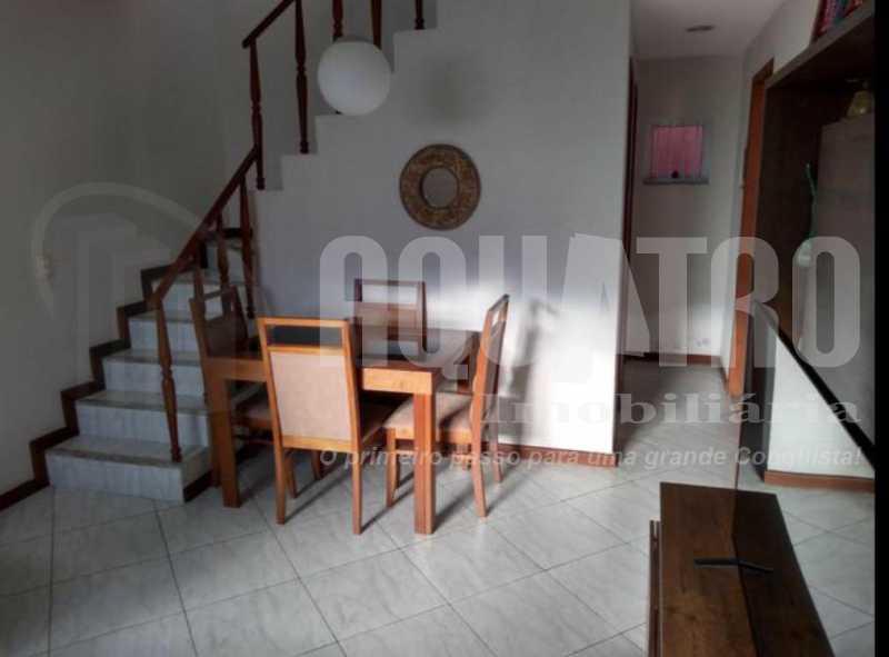 PN 5. - Casa em Condomínio 3 quartos para venda e aluguel Tanque, Rio de Janeiro - R$ 450.000 - PECN30038 - 3