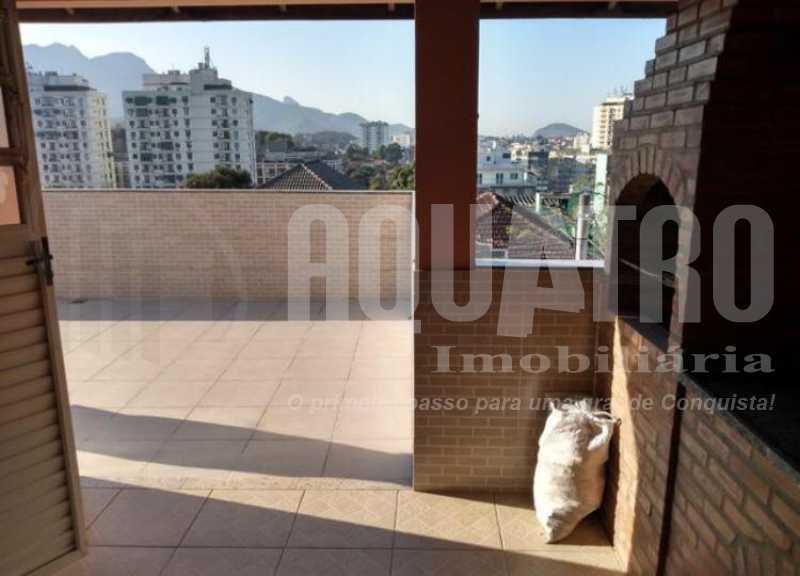 PN 3. - Casa em Condomínio 3 quartos para venda e aluguel Tanque, Rio de Janeiro - R$ 450.000 - PECN30038 - 11