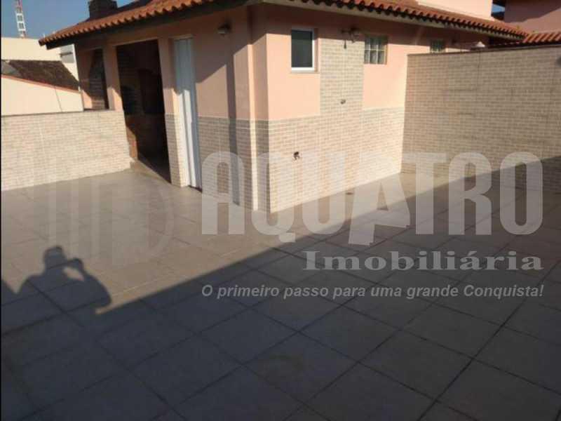 PN 4. - Casa em Condomínio 3 quartos para venda e aluguel Tanque, Rio de Janeiro - R$ 450.000 - PECN30038 - 12