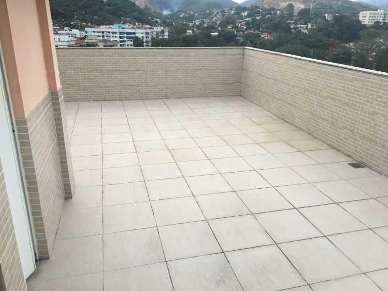 IMG_5005 - Casa em Condomínio 3 quartos para venda e aluguel Tanque, Rio de Janeiro - R$ 450.000 - PECN30038 - 13