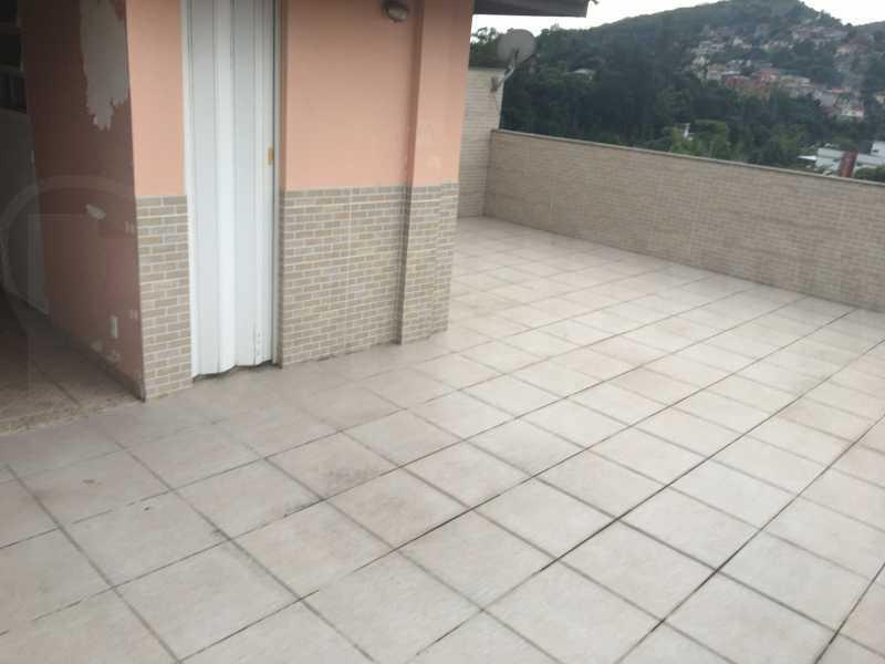 IMG_5006 - Casa em Condomínio 3 quartos para venda e aluguel Tanque, Rio de Janeiro - R$ 450.000 - PECN30038 - 14