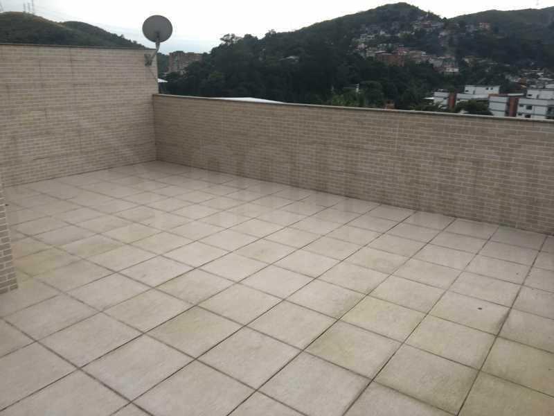 IMG_5008 - Casa em Condomínio 3 quartos para venda e aluguel Tanque, Rio de Janeiro - R$ 450.000 - PECN30038 - 15