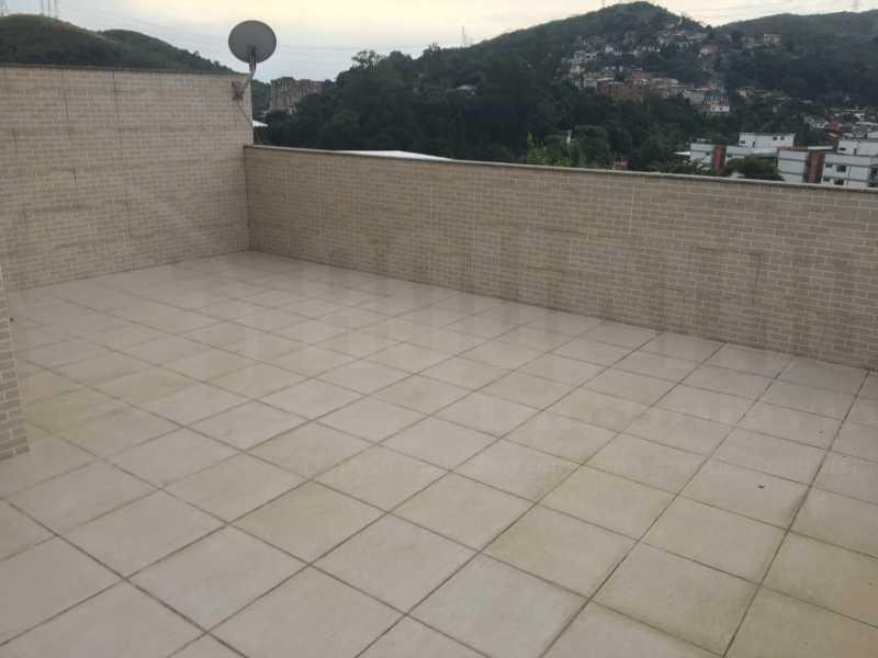 IMG_5009 - Casa em Condomínio 3 quartos para venda e aluguel Tanque, Rio de Janeiro - R$ 450.000 - PECN30038 - 16