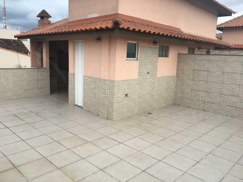 IMG_5010 - Casa em Condomínio 3 quartos para venda e aluguel Tanque, Rio de Janeiro - R$ 450.000 - PECN30038 - 17