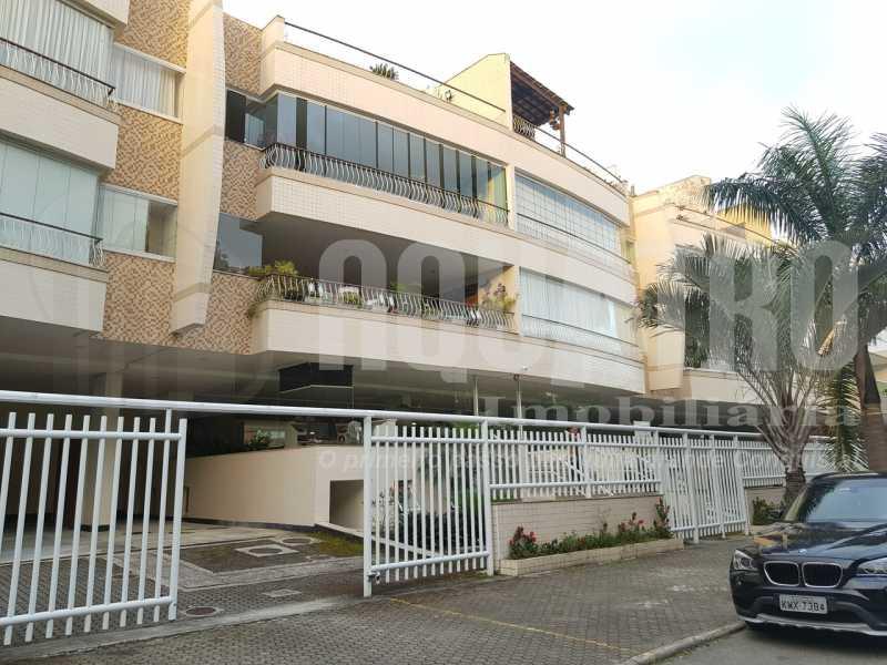 1. - Apartamento 3 quartos à venda Recreio dos Bandeirantes, Rio de Janeiro - R$ 524.000 - PEAP30048 - 1