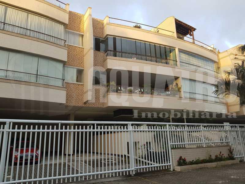 2. - Apartamento 3 quartos à venda Recreio dos Bandeirantes, Rio de Janeiro - R$ 524.000 - PEAP30048 - 3
