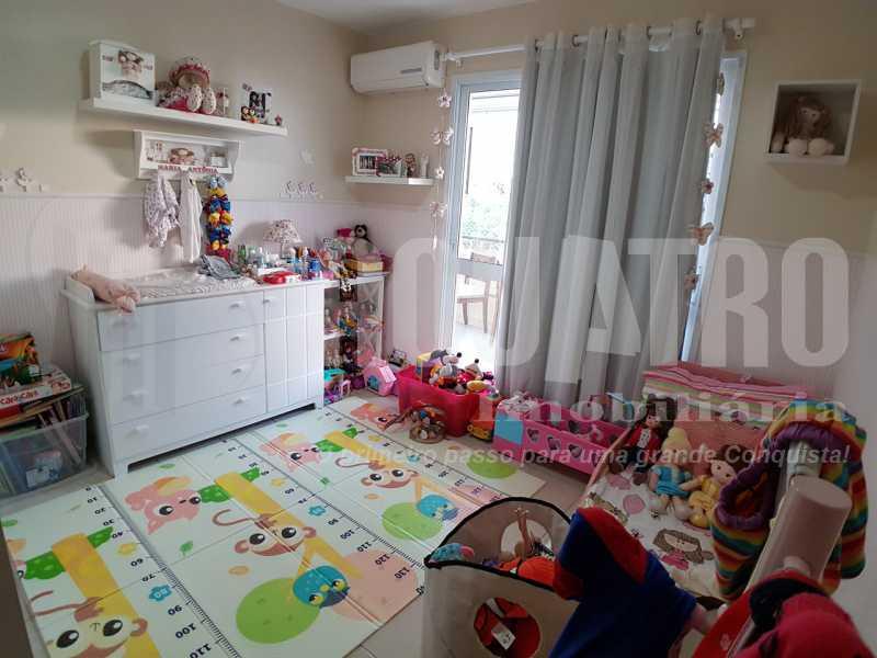 10. - Apartamento 3 quartos à venda Recreio dos Bandeirantes, Rio de Janeiro - R$ 524.000 - PEAP30048 - 11