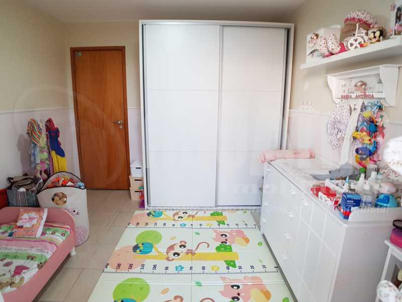 11. - Apartamento 3 quartos à venda Recreio dos Bandeirantes, Rio de Janeiro - R$ 524.000 - PEAP30048 - 12