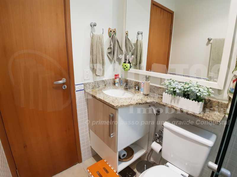 13. - Apartamento 3 quartos à venda Recreio dos Bandeirantes, Rio de Janeiro - R$ 524.000 - PEAP30048 - 14