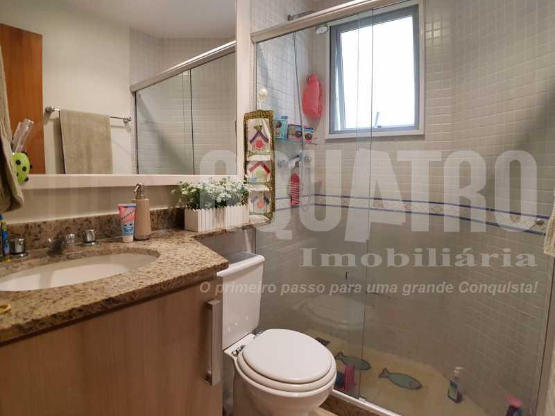 14. - Apartamento 3 quartos à venda Recreio dos Bandeirantes, Rio de Janeiro - R$ 524.000 - PEAP30048 - 15