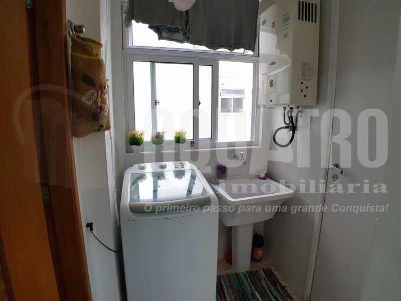 18. - Apartamento 3 quartos à venda Recreio dos Bandeirantes, Rio de Janeiro - R$ 524.000 - PEAP30048 - 19