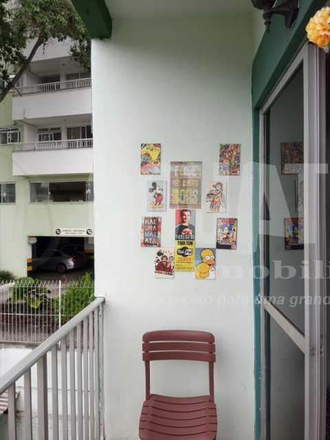 PC 17. - Apartamento Pechincha,Rio de Janeiro,RJ À Venda,1 Quarto,52m² - PEAP10026 - 8