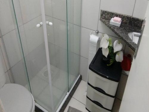 BANHEIRO SOCIAL - Apartamento 2 quartos à venda Curicica, Rio de Janeiro - R$ 240.000 - PA21135 - 8