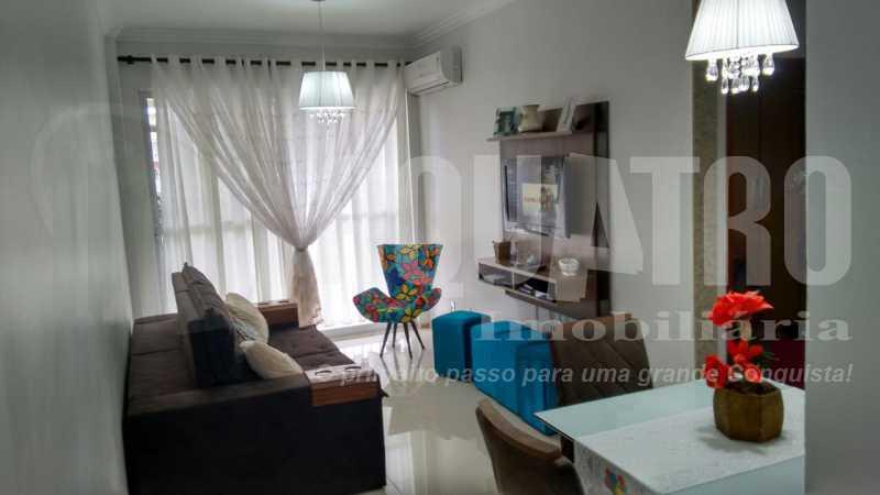 AR 9. - Apartamento Curicica,Rio de Janeiro,RJ À Venda,2 Quartos,60m² - PEAP20242 - 1