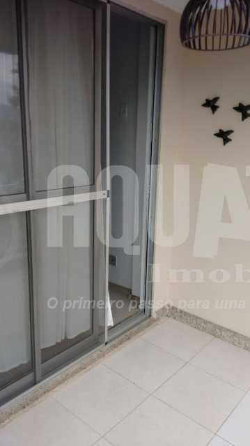 AR 17. - Apartamento Curicica,Rio de Janeiro,RJ À Venda,2 Quartos,60m² - PEAP20242 - 5
