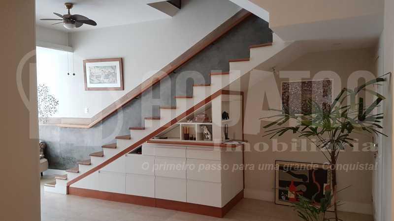 1 Sala - Cobertura Recreio dos Bandeirantes,Rio de Janeiro,RJ À Venda,3 Quartos,192m² - PECO30008 - 1