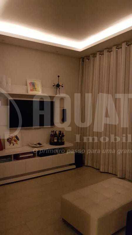 6 Sala de TV - Cobertura Recreio dos Bandeirantes,Rio de Janeiro,RJ À Venda,3 Quartos,192m² - PECO30008 - 7