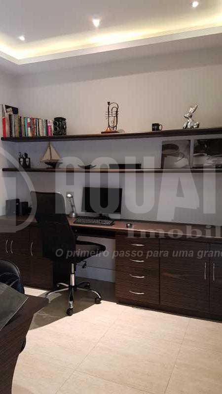 9 Escritório - Cobertura Recreio dos Bandeirantes,Rio de Janeiro,RJ À Venda,3 Quartos,192m² - PECO30008 - 10