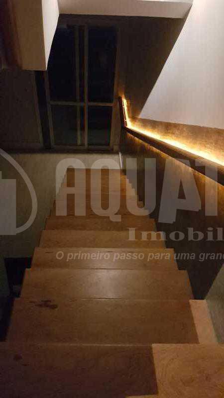 13 Escada - Cobertura Recreio dos Bandeirantes,Rio de Janeiro,RJ À Venda,3 Quartos,192m² - PECO30008 - 14