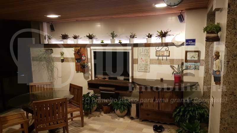 14 Terraço - Cobertura Recreio dos Bandeirantes,Rio de Janeiro,RJ À Venda,3 Quartos,192m² - PECO30008 - 16
