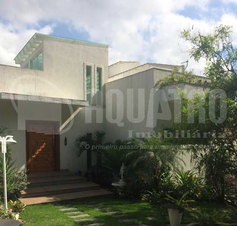RG 2. - Casa em Condomínio 4 quartos à venda Taquara, Rio de Janeiro - R$ 900.000 - PECN40014 - 1