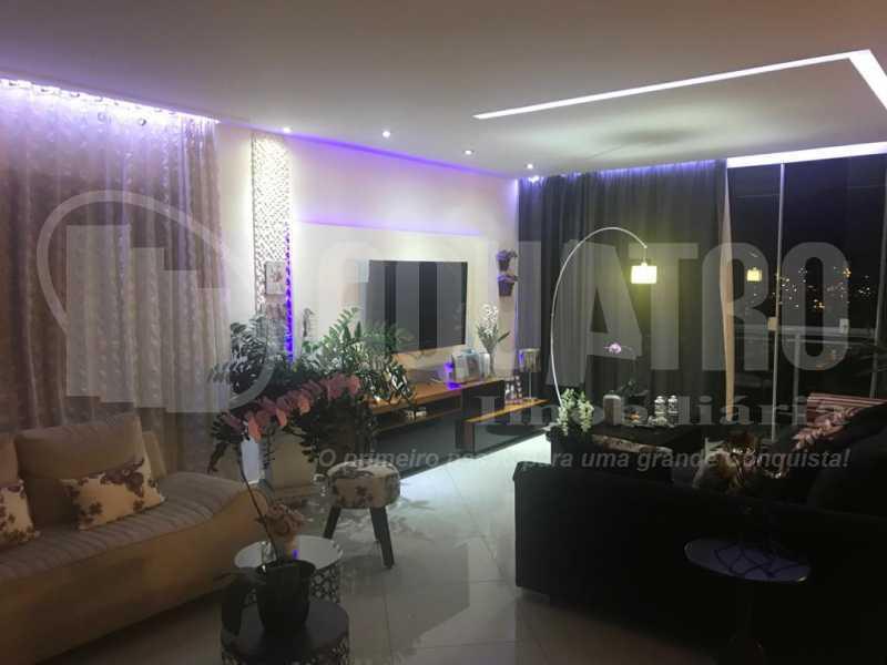 RG 20. - Casa em Condomínio 4 quartos à venda Taquara, Rio de Janeiro - R$ 900.000 - PECN40014 - 4