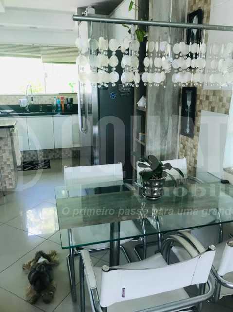 RG 17. - Casa em Condomínio 4 quartos à venda Taquara, Rio de Janeiro - R$ 900.000 - PECN40014 - 19