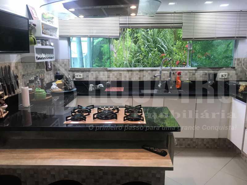 RG 32. - Casa em Condomínio 4 quartos à venda Taquara, Rio de Janeiro - R$ 900.000 - PECN40014 - 21