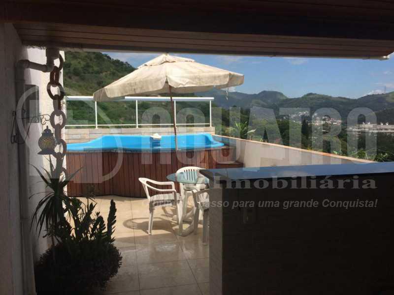 RG 7. - Casa em Condomínio 4 quartos à venda Taquara, Rio de Janeiro - R$ 900.000 - PECN40014 - 24