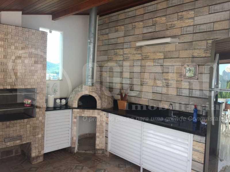 RG 10. - Casa em Condomínio 4 quartos à venda Taquara, Rio de Janeiro - R$ 900.000 - PECN40014 - 25