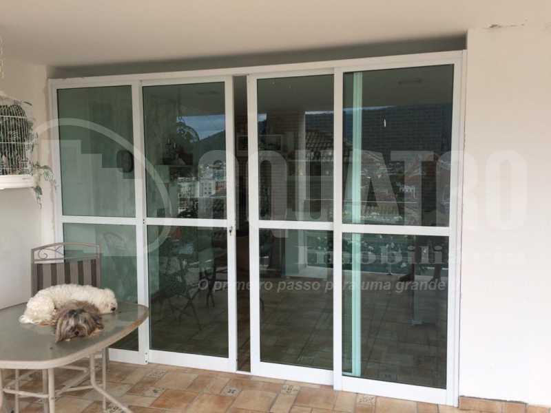 RG 11. - Casa em Condomínio 4 quartos à venda Taquara, Rio de Janeiro - R$ 900.000 - PECN40014 - 27