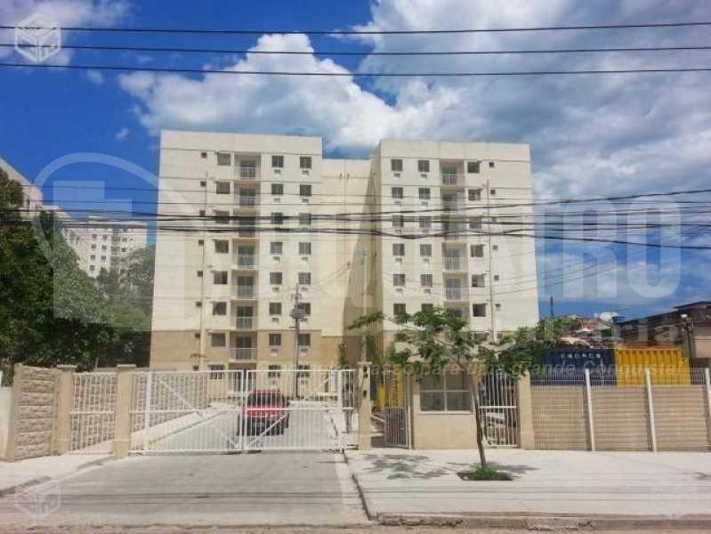 1. - Apartamento Taquara, Rio de Janeiro, RJ À Venda, 2 Quartos, 52m² - PEAP20267 - 1