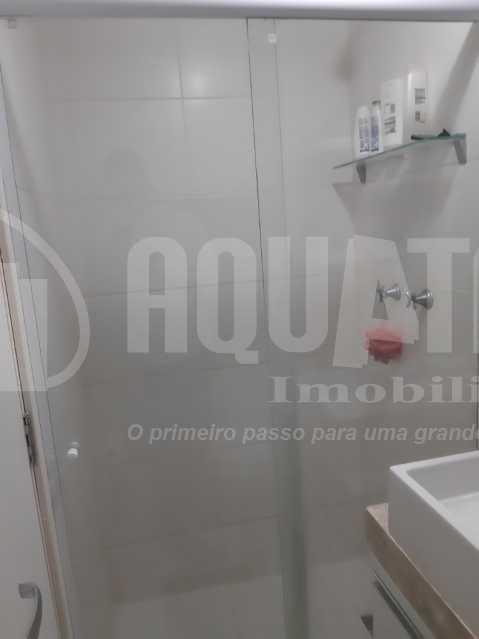 Banheiro Suíte 2 - Apartamento Jacarepaguá, Rio de Janeiro, RJ À Venda, 2 Quartos, 61m² - PEAP20273 - 8