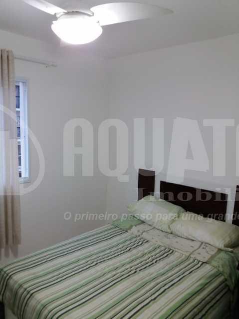 Quarto Hóspedes - Apartamento Jacarepaguá, Rio de Janeiro, RJ À Venda, 2 Quartos, 61m² - PEAP20273 - 9