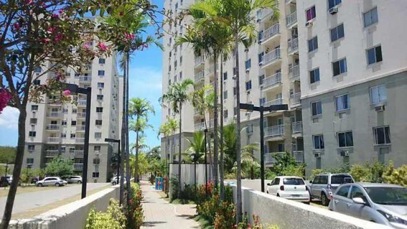 rota do sol - Apartamento 2 quartos à venda Curicica, Rio de Janeiro - R$ 275.000 - PEAP20292 - 1