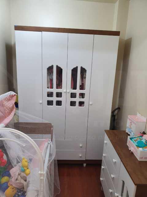 dr 16. - Apartamento 1 quarto à venda Praça Seca, Rio de Janeiro - R$ 160.000 - PEAP10030 - 13