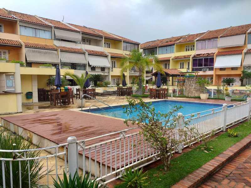 1. - Casa em Condomínio 4 quartos à venda Recreio dos Bandeirantes, Rio de Janeiro - R$ 650.000 - PECN40016 - 3