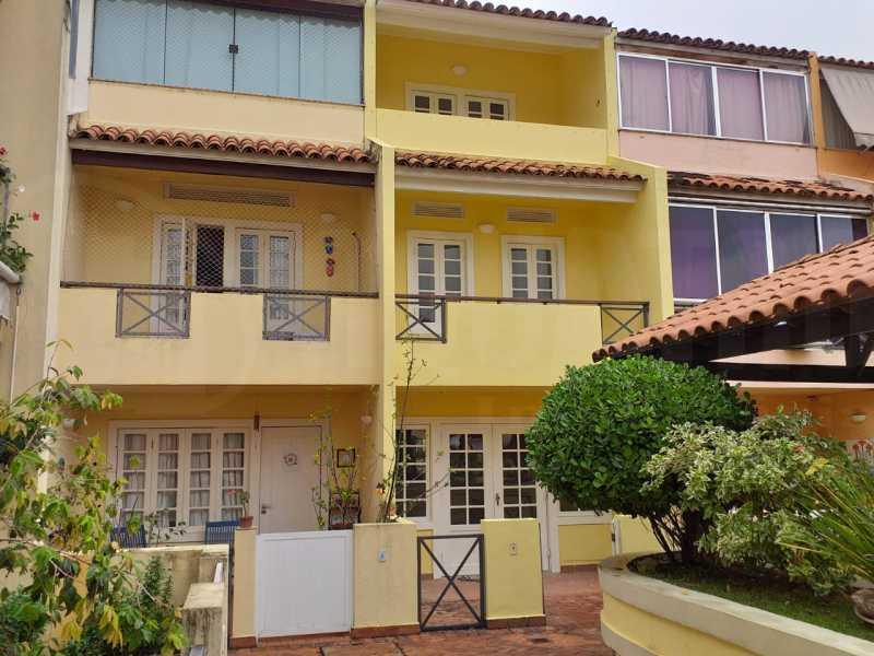 2. - Casa em Condomínio 4 quartos à venda Recreio dos Bandeirantes, Rio de Janeiro - R$ 650.000 - PECN40016 - 4